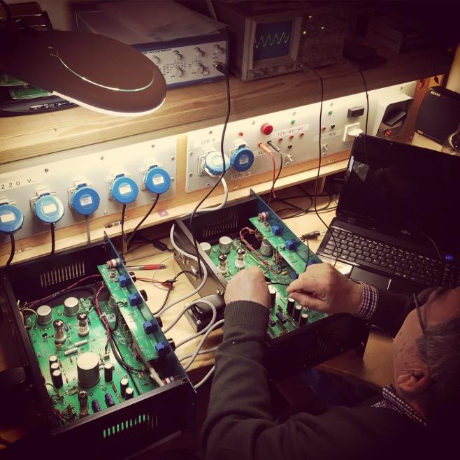 Ajustando un par de Ecualizadores PULTEC